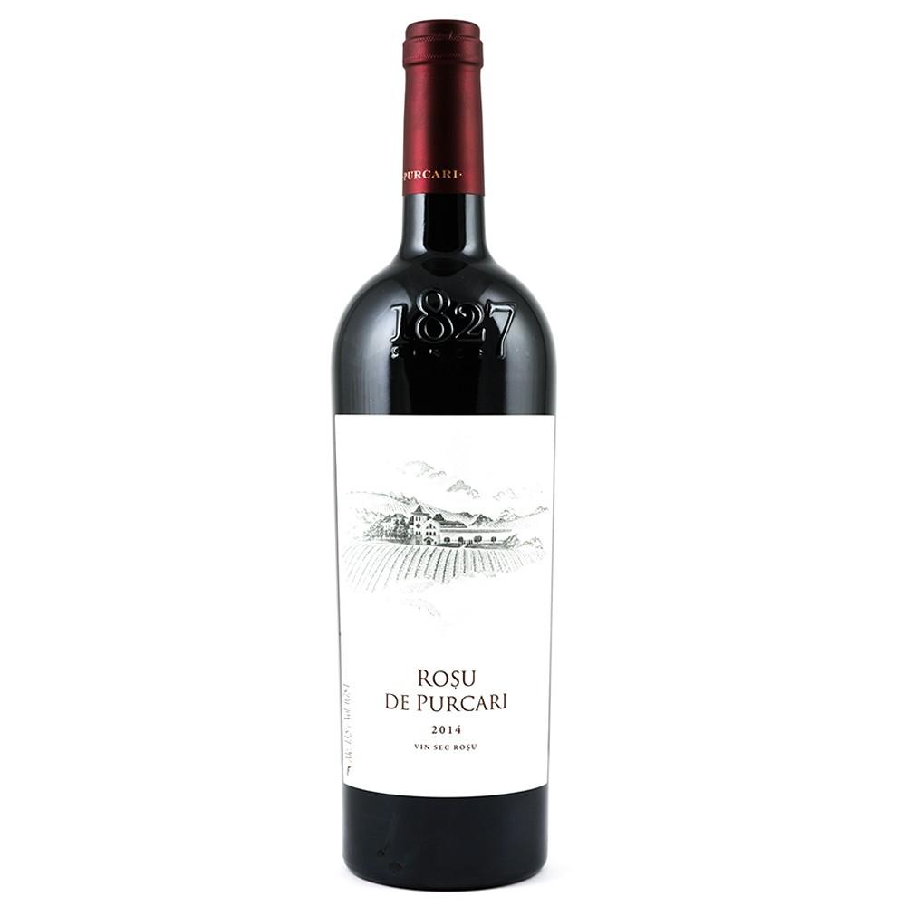 Vin roșu sec de Purcari