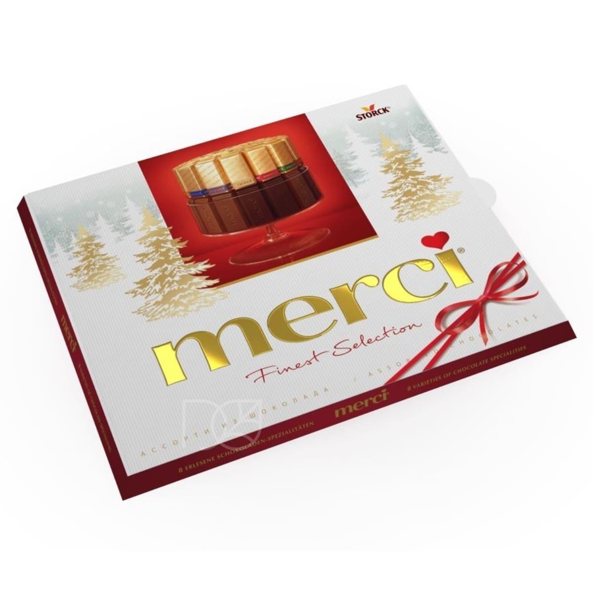 Chocolate '' Thank you '' 250g
